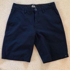 Quiksilver navy shorts
